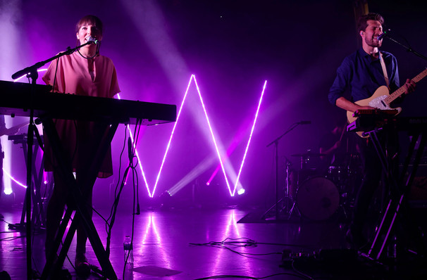 Oh Wonder, The Jones Assembly, Oklahoma City