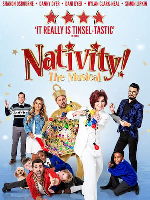 Nativity - The Musical Poster