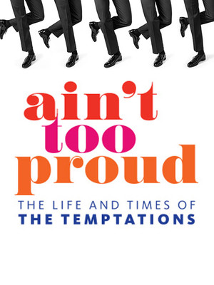 Ain't Too Proud at Berkeley Repertory Theatre