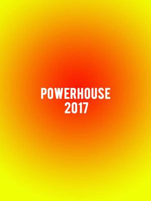 Powerhouse Poster