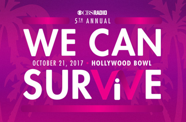 We Can Survive, Hollywood Bowl, Los Angeles