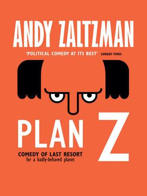 Andy Zaltzman Poster
