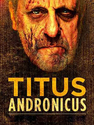Titus Andronicus, Barbican Theatre, London