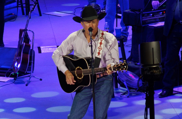 George Strait, Bank Of Oklahoma Center, Tulsa