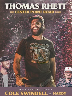Thomas Rhett, Tacoma Dome, Seattle