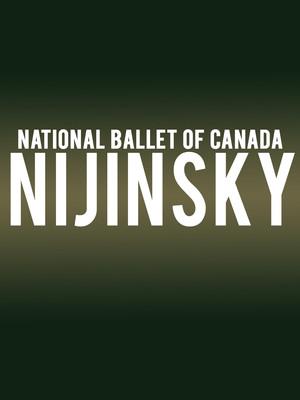 National Ballet Of Canada Nijinsky, Four Seasons Centre, Toronto