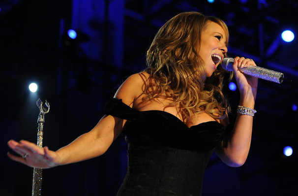 Mariah Carey, Etess Arena at Hard Rock and Hotel Casino, Atlantic City