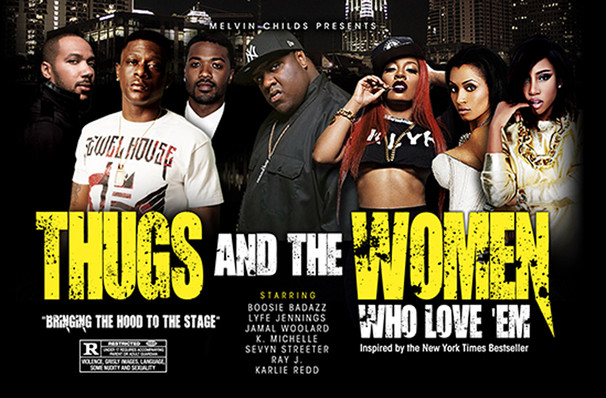 Thugs and the Women Who Love Em, Bruton Theater, Dallas