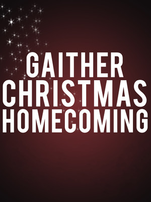 Gaither Christmas Homecoming Poster