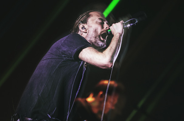 Thom Yorke, The Chicago Theatre, Chicago