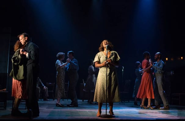 Five Olivier nominations for Girl From The North Country!