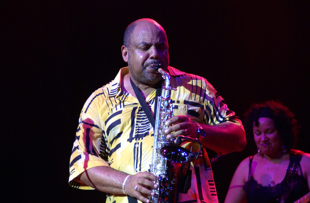 Gerald Albright, John Lyman Center For The Performing Arts, New Haven