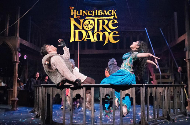 The Hunchback of Notre Dame, Alcazar Theatre, San Francisco