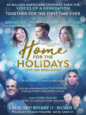 Home for the Holidays at August Wilson Theater