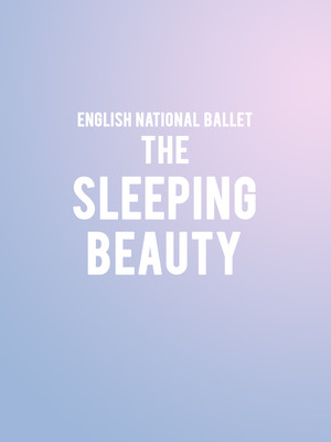 English National Ballet: The Sleeping Beauty Poster