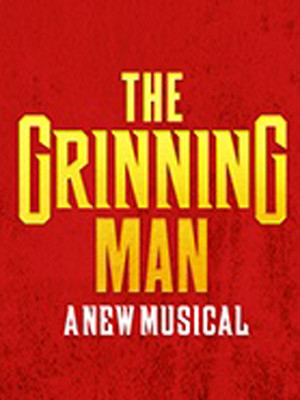 The Grinning Man Poster