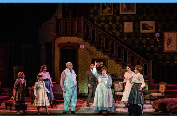 Meet Me in St Louis, The Muny, St. Louis