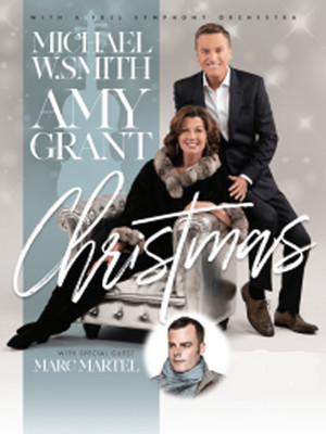 Amy Grant and Michael W. Smith at Sprint Center