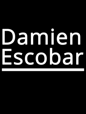 Damien Escobar at Plaza Theatre
