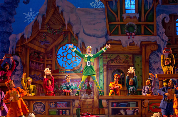 Elf, Theater at Madison Square Garden, New York