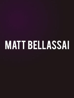 Matt Bellassai, Wilbur Theater, Boston