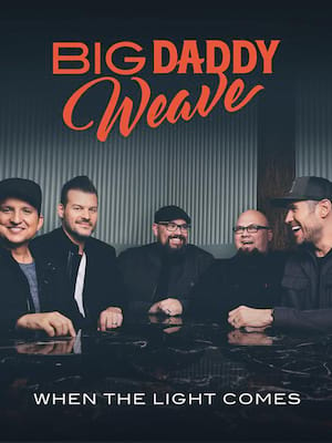 Big Daddy Weave, Wagner Noel Performing Arts Center, Midland