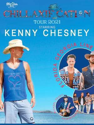 Kenny Chesney at Blossom Music Center