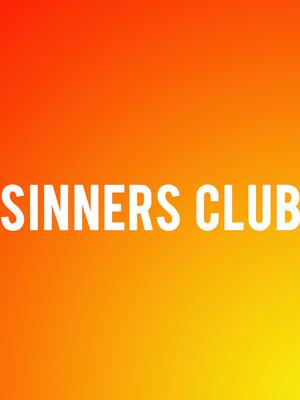 Sinners Club Poster