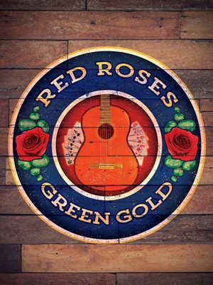 Red Roses, Green Gold Poster