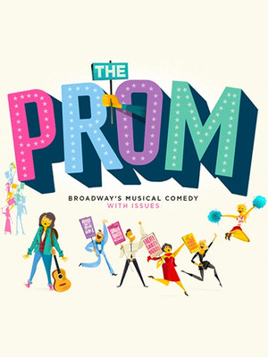 The Prom, Longacre Theater, New York
