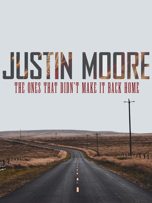 Justin Moore at Weidner Center For The Performing Arts