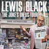 Lewis Black, Revention Music Center, Houston