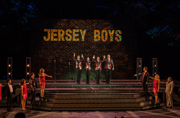 Jersey Boys, The Muny, St. Louis