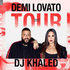 Demi Lovato and DJ Khaled, Verizon Center, Washington