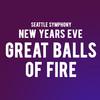 Seattle Symphony New Years Eve Great Balls of Fire, Benaroya Hall, Seattle