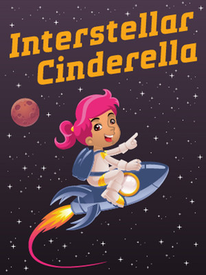 Interstellar Cinderella Poster