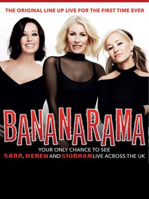 Bananarama Poster