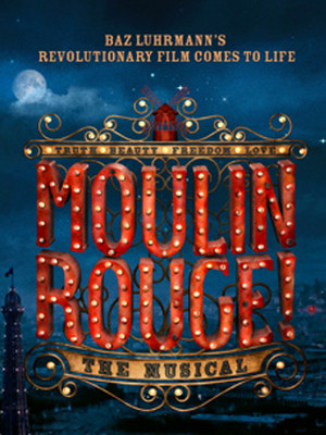 Moulin Rouge! The Musical at Emerson Colonial Theater