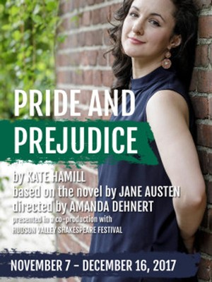 Pride and Prejudice, Cherry Lane Theater, New York