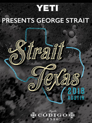 George Strait at Frank Erwin Center