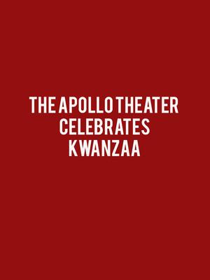 Kwanzaa Celebration Poster