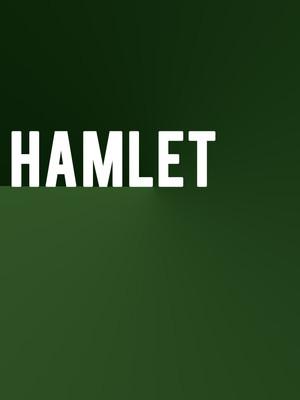 Hamlet at Sidney Harman Hall