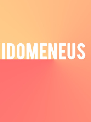 Idomeneus at Michael Young Theatre