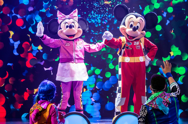 Disney Junior Live Dance Party, Verizon Theatre, Dallas