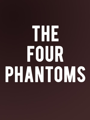 The Four Phantoms Poster