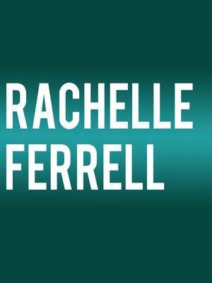 Rachelle Ferrell Poster