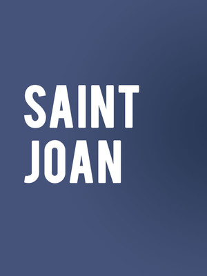 Saint Joan at Cutler Majestic Theater