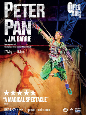 Peter Pan at Open Air Theatre