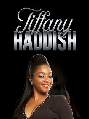 Tiffany Haddish at Warnors Theater