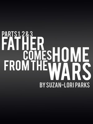 Father Comes Home From Wars Poster